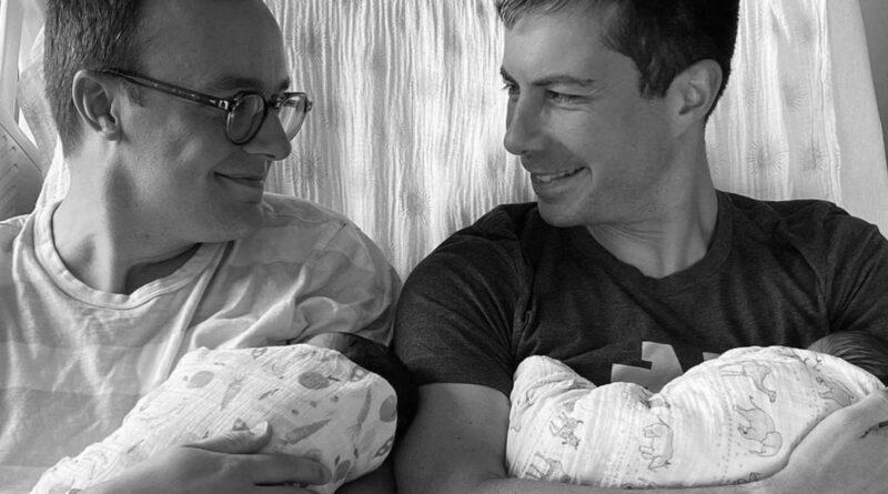 Chasten Pete Buttigieg Dads