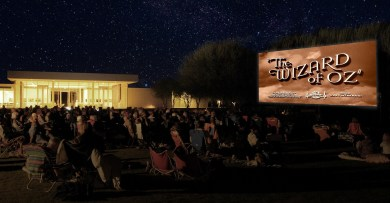 Films In The Gardens