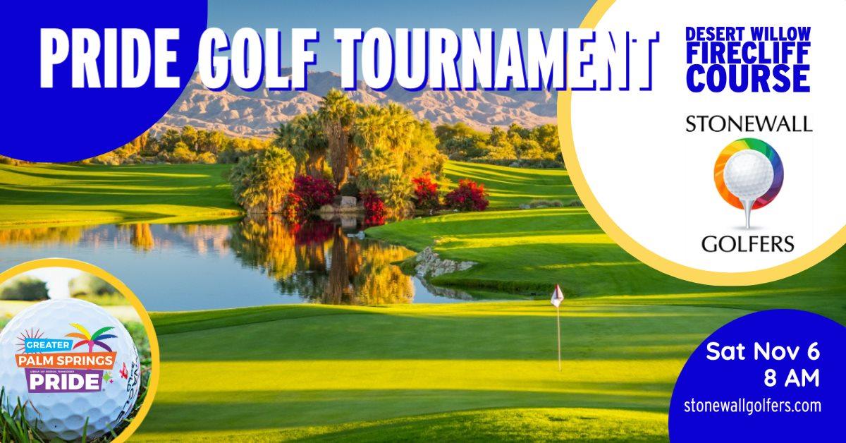 Pride Golf Tournament