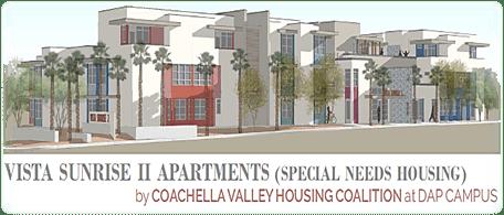DAP Special Needs Housing