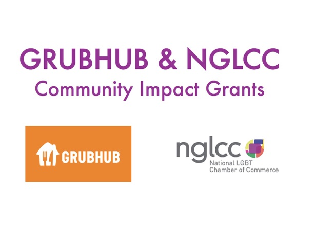 GrubHub NGLCC Community Impact Grants 2021