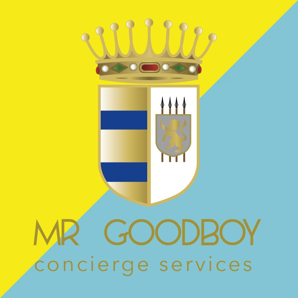 Mr. Goodboy Logo
