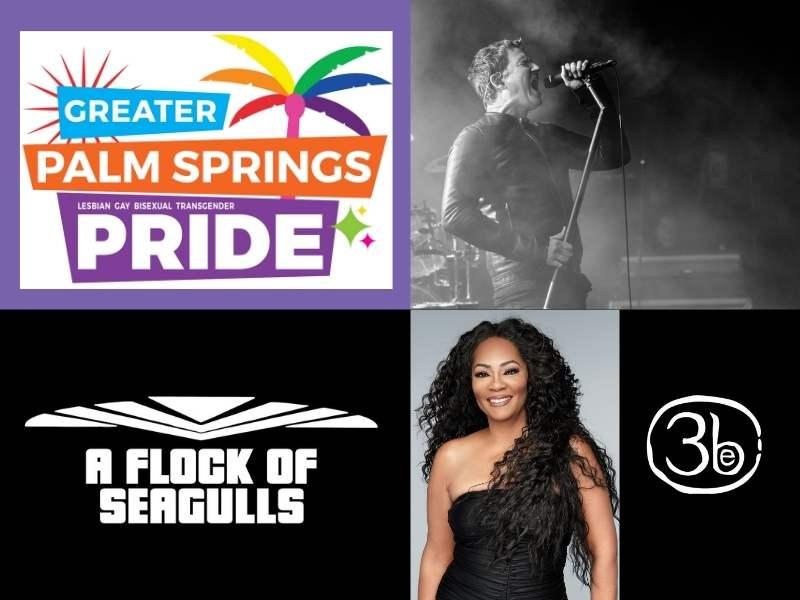 PS Pride Headliners