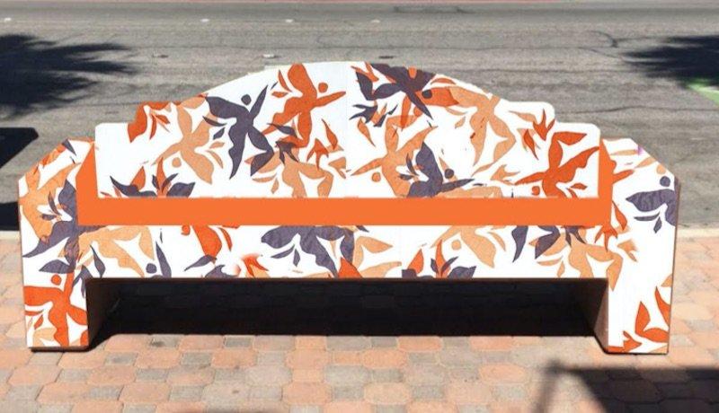Bench Concept by Susan Gresto