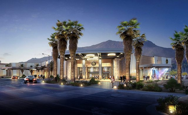 Cathedral City Casino Renderings Agua Caliente