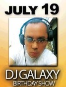 DJ Galaxy Summer Concert Series