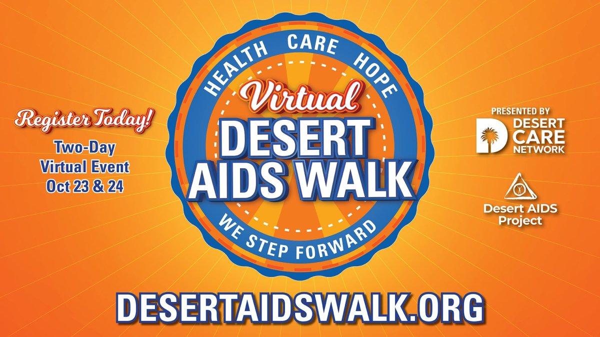 Desert AIDS Walk 2020 PR