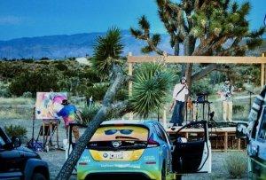 Joshua Tree Concert Gay Desert Guide Car
