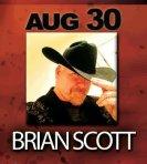 KGAY Summer Concert Series 2020 Poster Brian Scott
