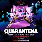 AirOtic Quarantena Livestream
