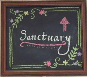 Sanctuary blog