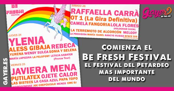 Be Fresh Festival