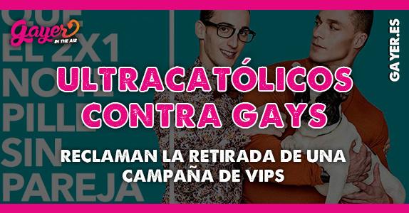 ULTRACATOLICOS CONTRA VIPS