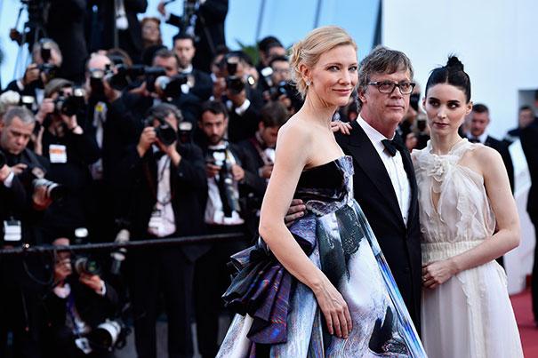 Premiere de Carol en el festival de Cannes