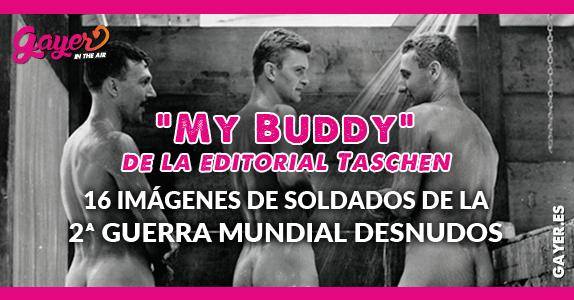 """My Buddy"" de Taschen"