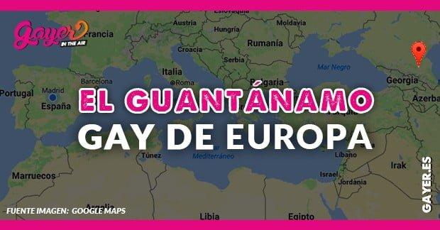 El Guantánamo gay de Europa