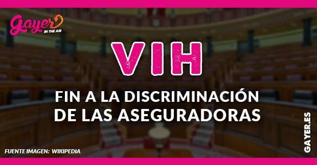 VIH: fin a la discriminación de las aseguradoras