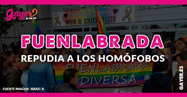 FUENLABRADA CONTRA LA HOMOFOBIA
