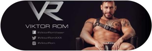 Viktor Rom esta en todas las redes sociales