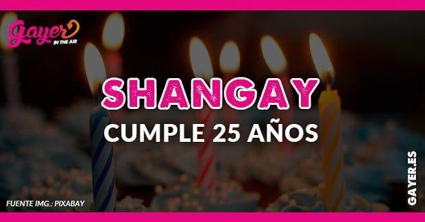 25 años desde la primera publicación de la revista Shangay