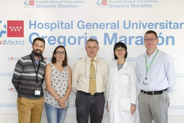equipo investigación contra vih con células madre