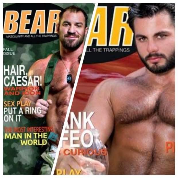 bear magazine la revista para osos