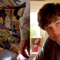 Tom Welling Feet - Cheaper By The Dozen