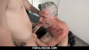 familydick – young groom pounded by his gorgeous stepdad