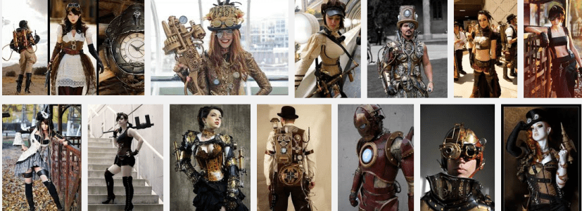 """Quick Google Images search for """"Steampunk Cosplay"""""""