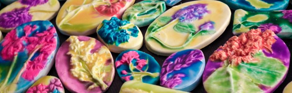Organic Faux Ceramic (Polymer Clay)