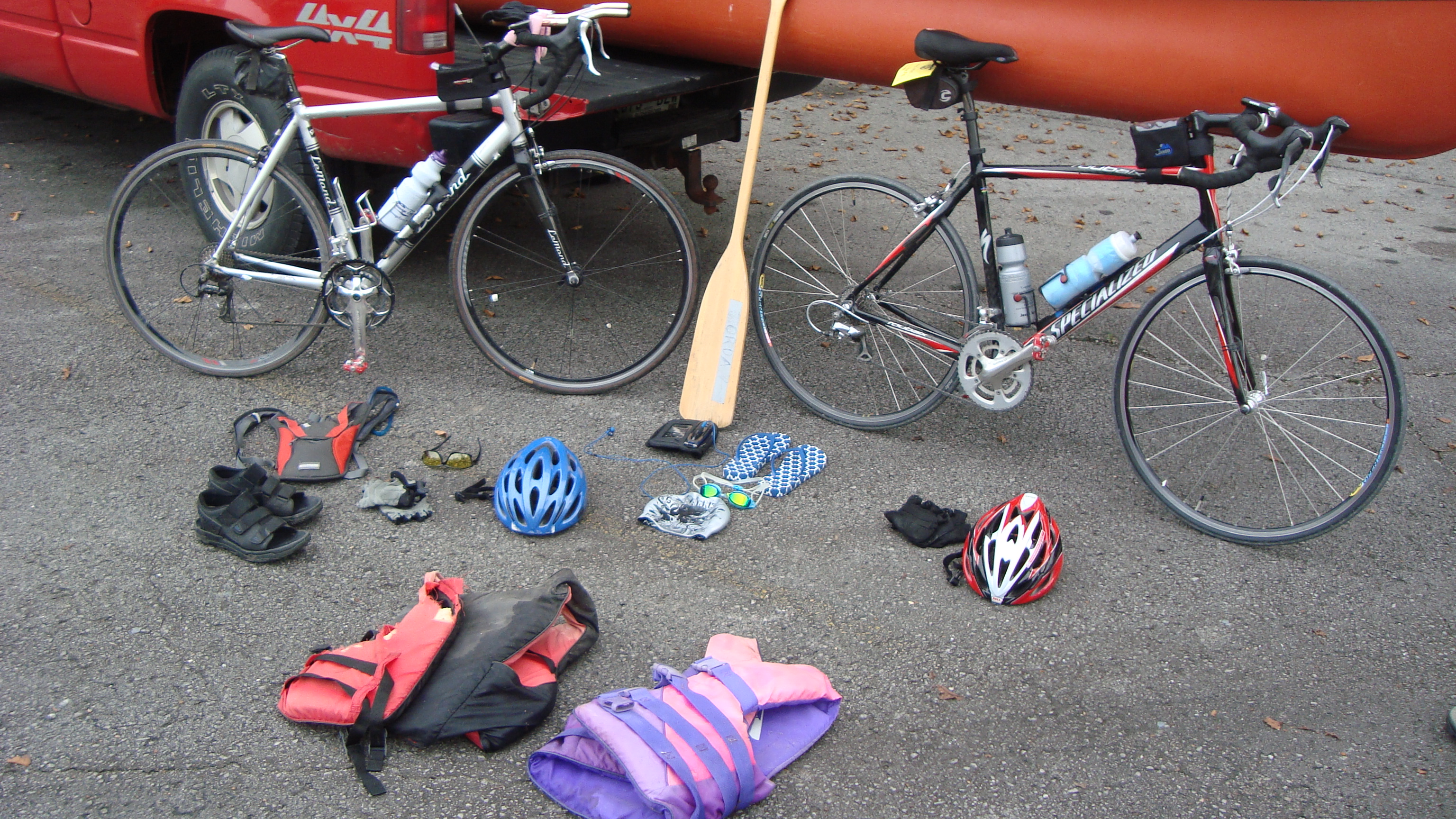 why people don't do triathlons