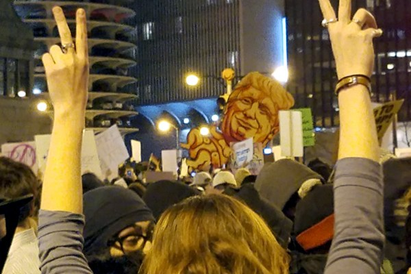 The Value Of The Anti-Trump Post-Election Protests