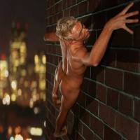 Not Spiderman - gay art male art by Michael Taggart Photography