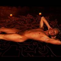 Summoning an Incubus 2 - gay art male art by Michael Taggart Photography