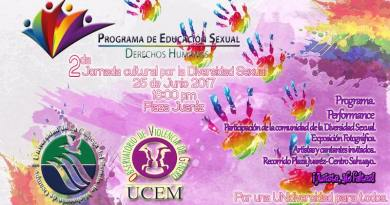 II Jornada Cultural de la Diversidad Sexual | Sahuayo, Michoacán