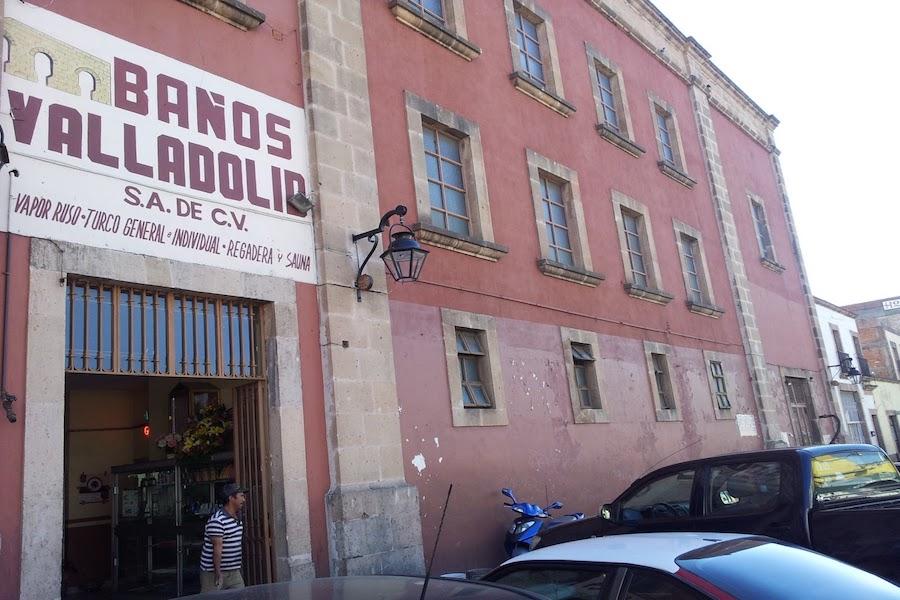 Baños Valladolid | Banos Valladolid Morelia Gay Morelia