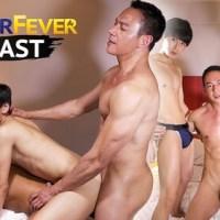 Peter Fever - Three's CUMpany - Musashi, Fuji & Ryuji