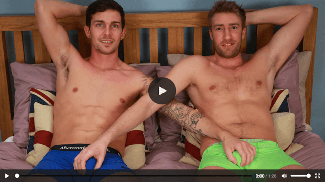 Straight guys fucking on video at Englishlads