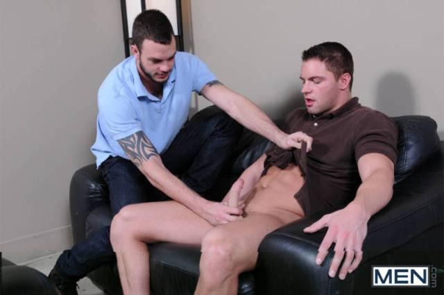 The Next Bottom Part 2 Cliff Jensen, Jake Wilder