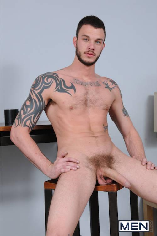 gay porn star Cliff Jensen