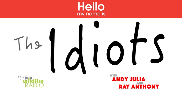 """GayTalk 2.0 presents. The Idiots Radio """"The Gays Come Marching In"""""""