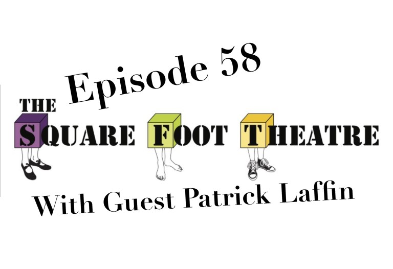 GayTalk 2.0 – Episode 58 – In The Community With Square Foot Theatre