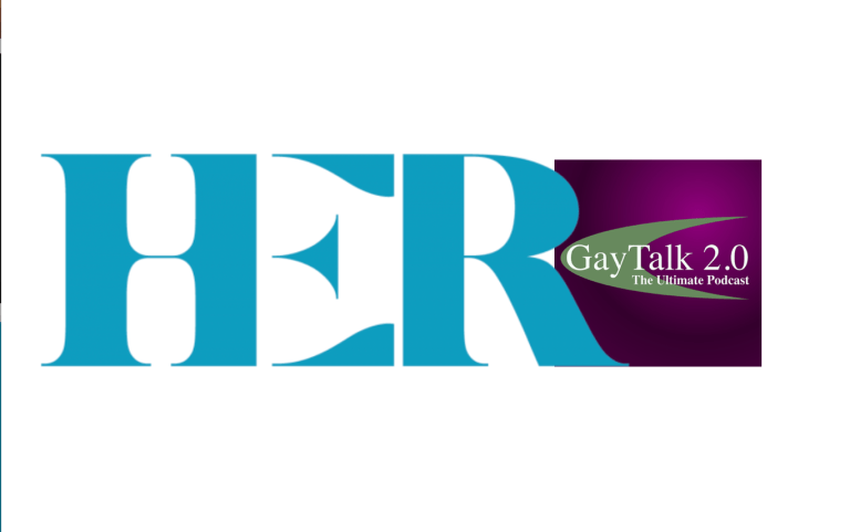 "GayTalk 2.0 – Episode 64 – The Dish & ""HER"" With Vivienne Errington-Barnes"