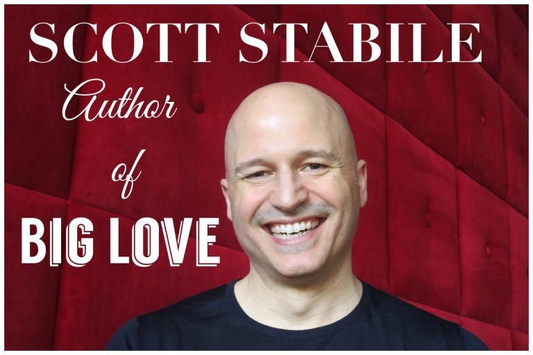 GayTalk 2.0 – Episode 136 – BIG LOVE with Scott Stabile