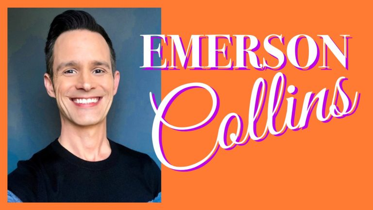 GayTalk 2.0 – Episode 244 – DISH-ing with Guest Emerson Collins