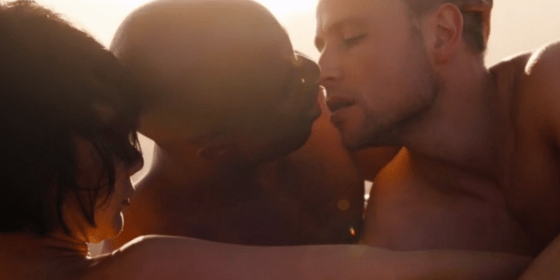 Sense8 didn't shy away from explicit scenes