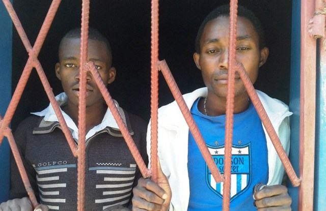 Gay people are jailed for homosexuality in Tanzania