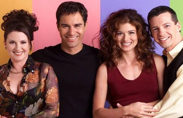 Megan Mullally, Eric McCormack, Debra Messing and Sean Hayes all won Emmys during the eight year run of Will & Grace.