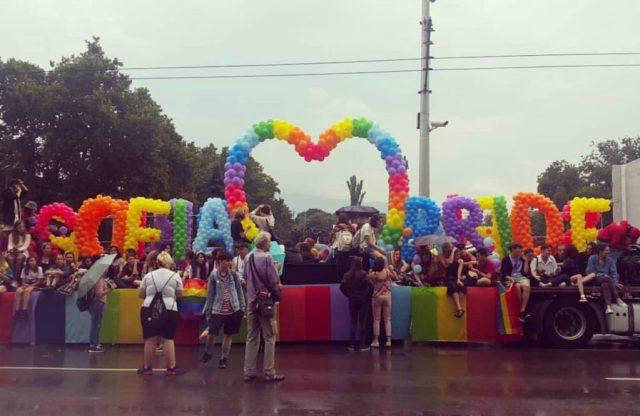 Sofia Pride Parade