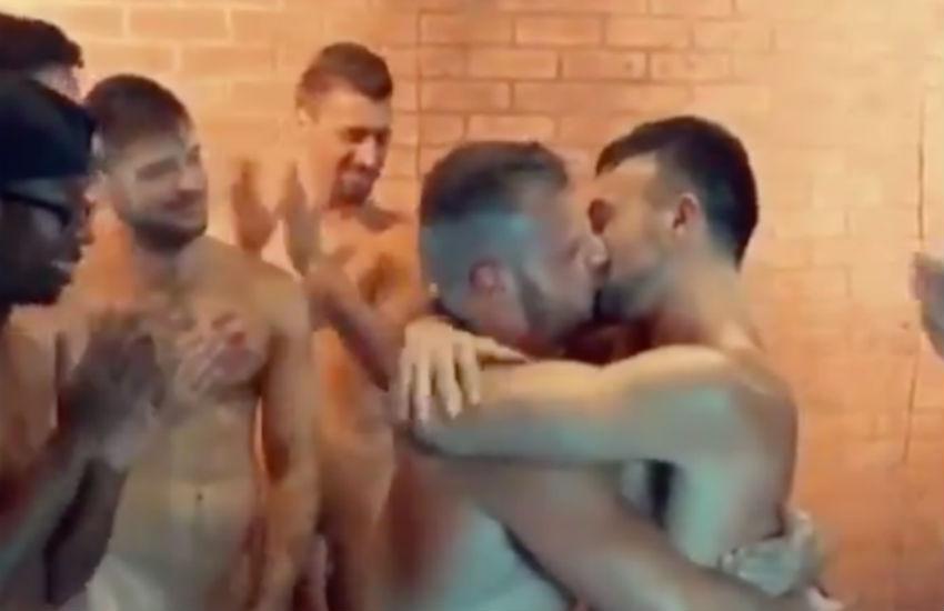 Gay bang porn